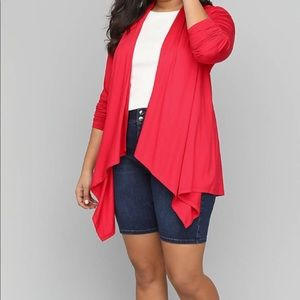 🌺NWT LANE BRYANT SIZE PINK 18-20 COVERUP🌺